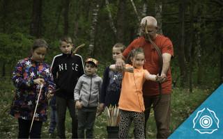 Húsvéti íjásztatás a Nyírjesi Fűvészkert és Vadasparkban